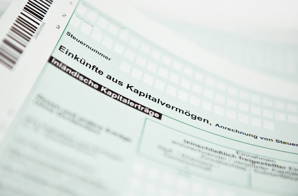 German Tax Advisor for Private Affairs and Income Tax Returns